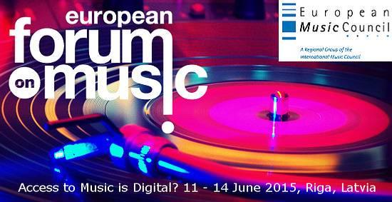 Представители РМС приняли участие в Пятом Европейском Музыкальном Форуме
